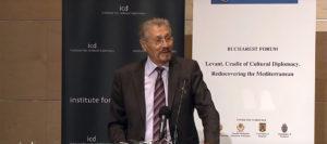 Emil Constantinescu, Preşedintele Academiei de Diplomaţie Culturală din Berlin