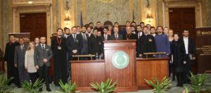 Iniţiativa Levant pentru pace globală. Prin diplomaţie culturală spre o pace durabilă