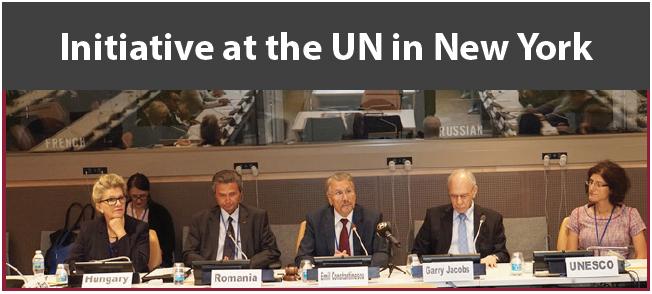 Inițiativa Levant pentru pace globală la ONU