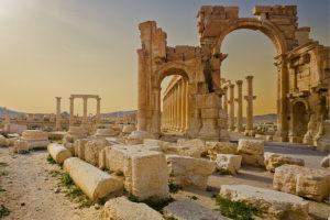 Conservarea patrimoniului natural și cultural al Levantului