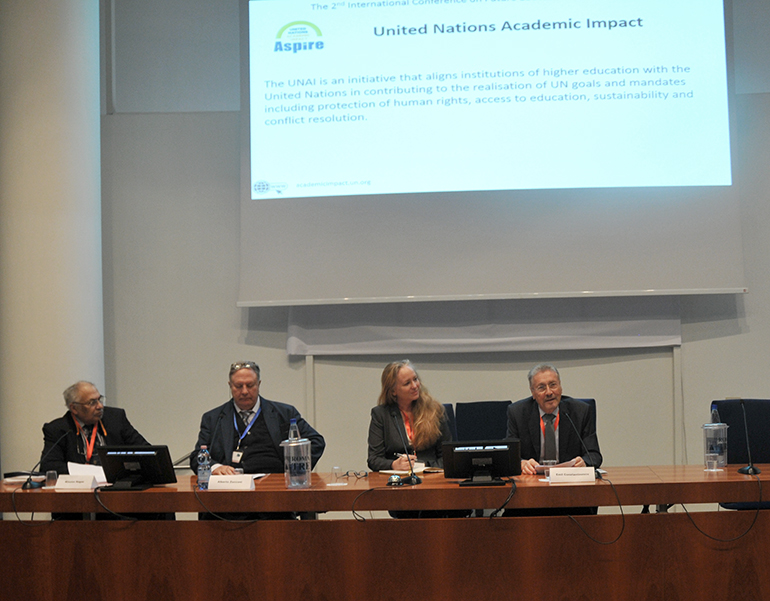 A Doua Conferinţă Internaţională despre viitorul educaţiei: învăţământul eficient într-o perioadă de creştere a vitezei, complexităţii şi nesiguranţei