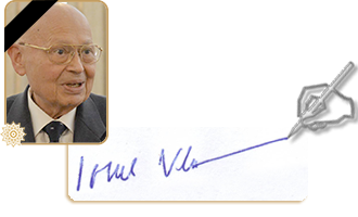 Academician Ionel Valentin Vlad