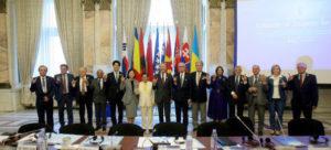 Reuniune la nivel înalt a foștilor lideri politici din Europa de Est pentru a răspândi cultura păcii (Palatul Parlamentului, 19-20 mai 2018)