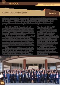 Institutul de Studii Avansate pentru Cultura și Civilizația Levantului - newsletter mai 2018