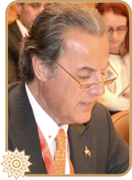 Fatih Saracoglu Secretar-general al Fundației Marmara Group, Istanbul
