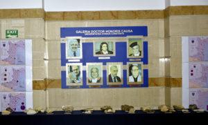 """Colecție de roci în cadrul proiectului """"Dobrogea - martor al civilizațiilor milenare ale Levantului"""""""