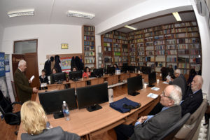 """Sesiunile simpozionului: """"Cercetarea pluralității culturale – surse, principii, metodologie"""" și """"Comunitatea turcă din Dobrogea – istorie și cultură"""""""