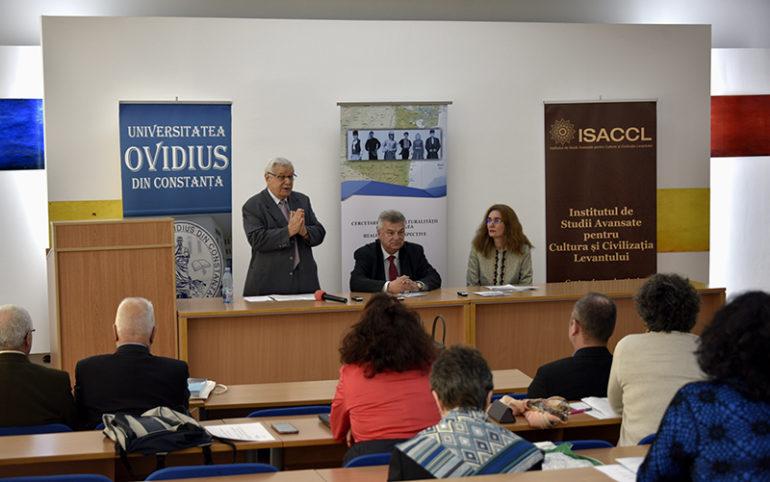 """Noi acțiuni în cadrul proiectului """"Dobrogea – martor al civilizațiilor milenare ale Levantului"""""""