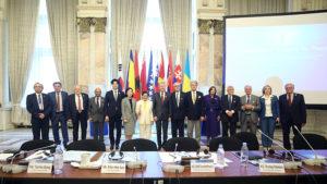 Întâlnire la nivel înalt a foștilor lideri politici din Europa pentru răspândirea culturii păcii și apel la susținerea reunificării pașnice a Peninsulei Coreea