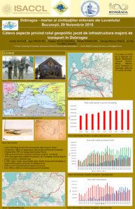 Câteva aspecte privind rolul geopolitic jucat de infrastructura majoră de transport în Dobrogea