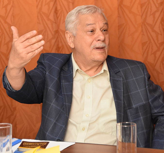 Dan Grigorescu, Director științific al Instititului de Studii Avansate pentru Cultura și Civilizația Levantului
