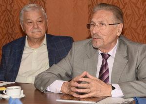 Emil Constantinescu, președintele Consiliului Științific al Institutului de Studii Avansate pentru pentru Cultura și Civilizația Levantului