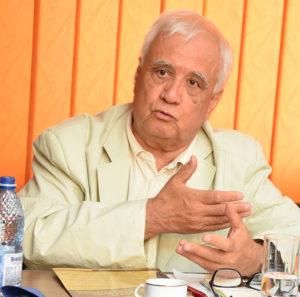 Tasin Gemil, Director al Institutului de Turcologie, Universitatea Babeș-Bolyai