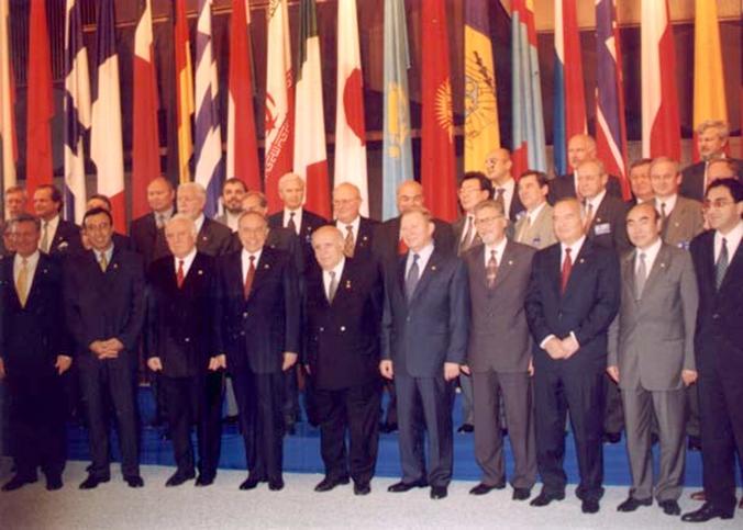 Acordul de bază multilateral privind transportul internaţional pentru dezvoltarea coridorului Europa – Caucaz – Asia