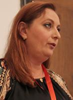 Prof.dr. Daniela Țurcanu Caruțiu, director al Institutului de Știință, Cultură și Spiritualitate: