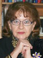 "Academician Maya Simionescu Vice-president of the Romanian Academy 1998 - 2008 President of the Department for Biological Sciences of the Romanian Academy Founder and director of the Institute for Biology and Cell Pathology ""Nicolae Simionescu"""