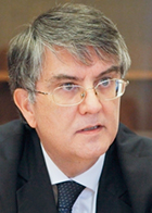 Mircea Dumitru Correspondent Member of the Romanian Academy President of the International Institute of Philosophy, Paris Minister of National Education 2016 – 2017