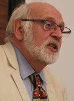 Prof. dr. Paolo Odorico, director științific al Școlii Anuale de Studii Bizantine: