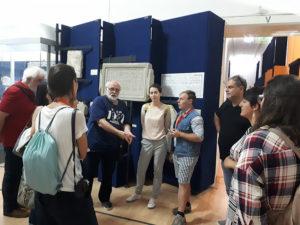 Vizită la Muzeul de Istorie Națională și Arheologie din Constanța
