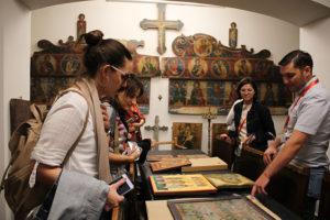 Vizită la Mănăstirea Stavropoleos