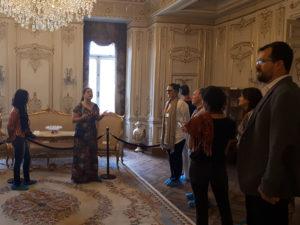 Vizită la Muzeul Cotroceni