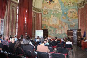 """Prelegere conf. dr. Adriana Cîteia (Universitatea """"Ovidius"""" din Constanța), """"Reprezentări ale frontierelor în Imperiul Bizantin"""""""
