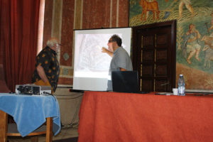 """Prelegere prof. univ. dr. Athanasios Semoglou (Universitatea Aristotel din Salonic, Grecia), """"Reprezentări ale orașului în arhitectura bizantină"""" (II)"""