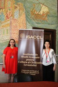 Prelegere Prof. univ. dr. Daniela Țurcanu Căruțiu, director al Institutului de Știință, Cultură și Spiritualitate