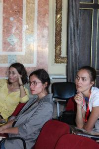 """Prelegere prof. univ. dr. Paolo Odorico (EHESS, Paris), """"Reprezentări literare în Bizanț"""" (II)"""
