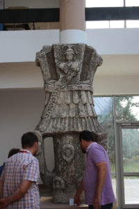 Vizită la Tropaeum Traiani