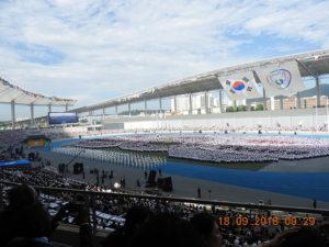 Președintele Consiliului Științific al Institutului de Studii Avansate pentru Cultura și Civilizația Levantului, omagiat la Universitatea Sejong din Coreea de Sud