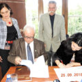 Cooperation protocol between the Institute of Advanced Studies for the Levant Culture and Civilization and the Institute of Turkish Studies of the Babeș-Bolyai University of Cluj-Napoca