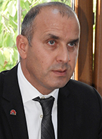 Drd. Güven Güngör, Academia de Studii Economice, București: