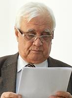 Prof.dr. Tasin Gemil, director al Institutului de Turcologie, Universitatea Babeș – Bolyai, Cluj-Napoca: