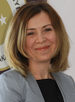 Yasemin Melez Biçer, coordonatorul Agenția de Cooperare și Coordonare Turcă (TIKA) la București