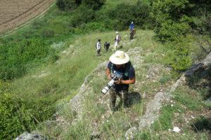 Rezervația naturală de interes complex (geologic, peisagistic, cu floră și faună specifică stepei dobrogene) de la Canaraua fetei