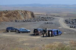 Rezervația paleontologică de la Cerna