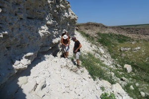 Rezervația paleontologică de la Credința