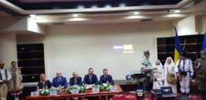 140 de ani de la unirea Dobrogei cu România. Președintele Consiliului Științific al ISACCL, invitat de onoare la ședința comună solemnă a Consiliilor Județene din Tulcea și Constanța (Tulcea, 13 noiembrie 2018)