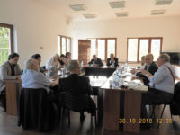 Primul Atelier Exploratoriu despre bună guvernanță la Institutul de Studii Avansate pentru Cultura și Civilizația Levantului (29-30 octombrie 2018)