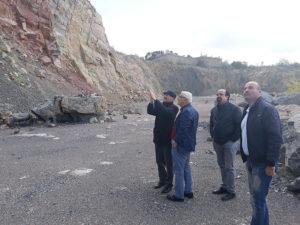 """În cadrul proiectului """"Dobrogea, martor al civilizațiilor milenare ale Levantului"""": Parcul geologic și de agrement Bididia II (7 noiembrie 2018)"""