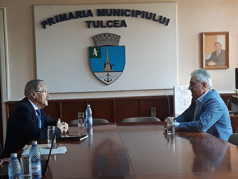 """În cadrul proiectului """"Dobrogea, martor al civilizațiilor milenare ale Levantului"""": Parcul geologic și de agrement Bididia II"""