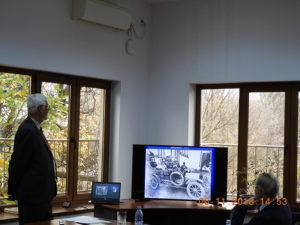 Sesiune comemorativă la 40 de ani de la plecarea dintre noi a profesorului Mihai Berza, director al Institutului de Studii Sud-Est Europene