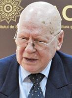 Academician Răzvan Theodorescu, vicepreședinte al Academiei Române: