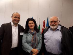 """Institutul de Studii Avansate pentru Cultura și Civilizația Levantului, invitat la evenimentele de lansare a proiectului """"Salonicul bizantin"""""""