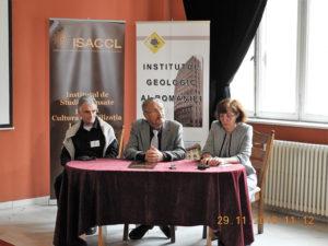 """Conferința """"Dobrogea – martor al civilizațiilor milenare ale Levantului"""". Prezentarea rezultatelor preliminare și inaugurarea expoziției """"Cariere de piatră, cetăți și monumente arheologice"""""""