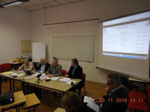 """Reuniunea Board-ului Academiei Mondiale de Artă și Știință. Masa rotundă cu tema """"Guvernanță globală: provocări și oportunități"""""""