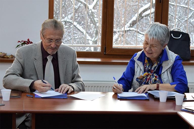 """Parteneriat între Institutul de Studii Avansate pentru Cultura și Civilizația Levantului și Asociația """"Lingua Economica"""""""
