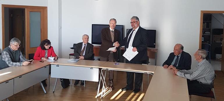 """Parteneriat între Institutul de Studii Avansate pentru Cultura și Civilizația Levantului și GeoEcoMar: """"Rediscovering the common cultural heritage in the Black Sea"""""""