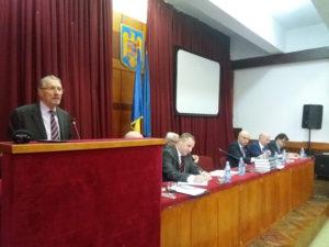 """Întâlnire publică cu tema """"România și convergențele viitorului"""""""